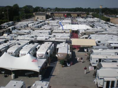 Maryland RV Show - Outdoor Fall Show