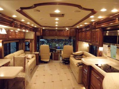 Photo Tour from recent Maryland RV Show in Timonium MD